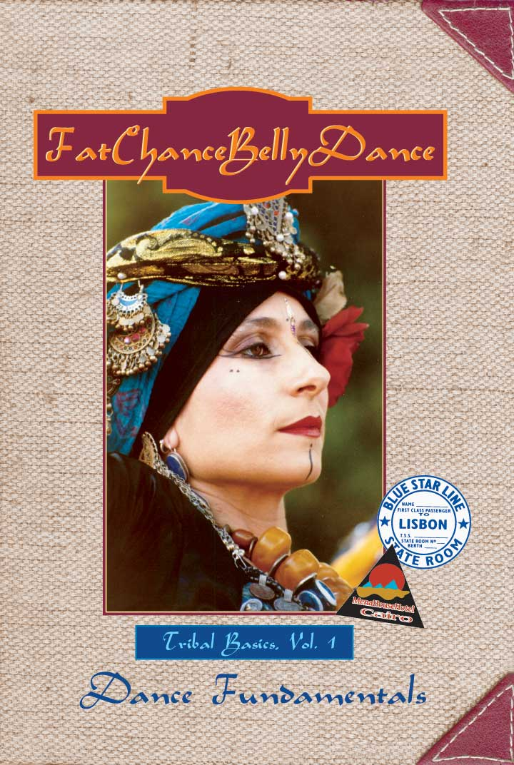 Tribal Basics Vol. 1 – Dance Fundamentals DVD