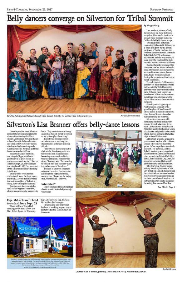Silverton Standard Press Page 4