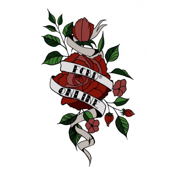 FCBD®Online Roses Logo